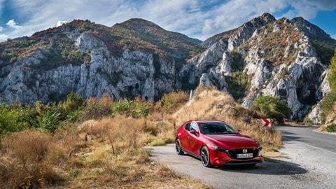 Mazda3: la super-gallery
