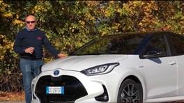 Guidare elettrificato: Yaris Hybrid, tutorial guida full-hybrid