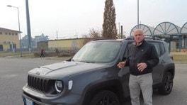 Guidare elettrificato: il 4X4 della Jeep Renegade 1.3 T4 PHEV