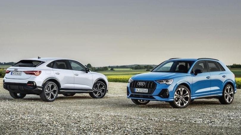 Audi Q3 ibrida plug-in, TFSI e compatto dai grandi numeri
