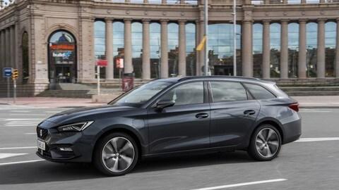 Seat Leon plug-in e-Hybrid, test su strada