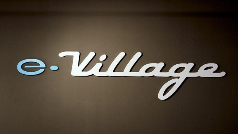 FCA: ecco l'e-Village, il primo Green Retail Park al mondo