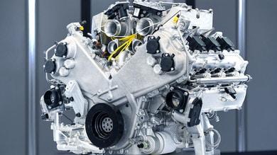 Aston Martin, i motori AMG saranno personalizzati