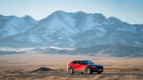 Mazda Epic Drive in Kazakistan LE FOTO