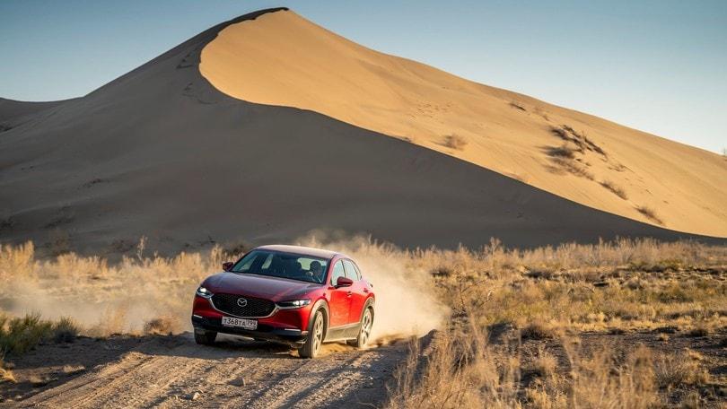 Mazda: alla conquista del Kazakistan con l'i-Activ AWD