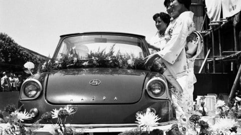 Mazda: storia ed evoluzione del logo LE FOTO