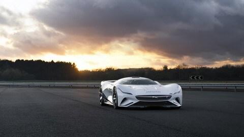 Jaguar Vision Gran Turismo SV, endurance elettrica da 1.900 cv