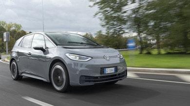 Prova Volkswagen ID.3: la terza rivoluzione VW