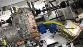 Porsche, la scatola motore per la supersportiva è stampata in 3D