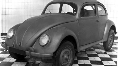 Volkswagen Maggiolino, una storia lunga 75 anni