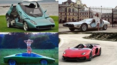 Lamborghini, esclusività unica: tutte le one-off del Toro