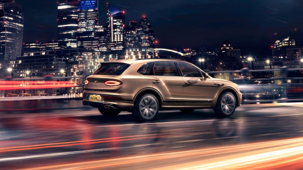 Bentley Bentayga Hybrid restyling - Auto.it
