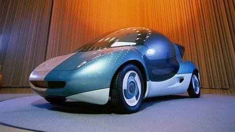 Mazda: vent'anni di autoveicoli a idrogeno