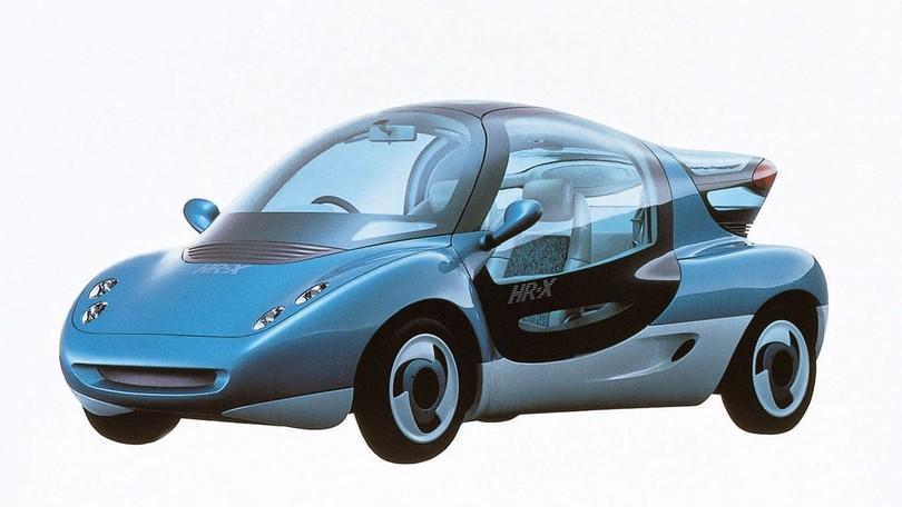 Mazda e l'idrogeno: 20 anni fa nasceva la concept HR-X