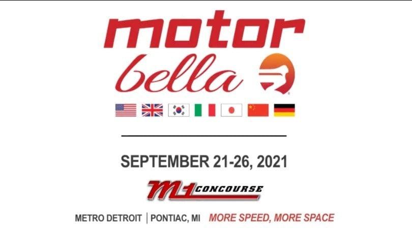 Salone di Detroit 2021 annullato, al suo posto un evento all'aperto