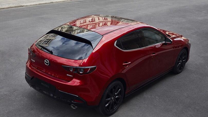 Mazda3 2021, seduzione allo stato puro
