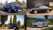 Aston Martin: i 10 modelli più importanti nella storia della Casa inglese