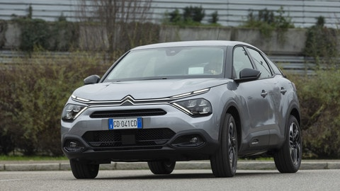 Citroën C4 finalista Car of The Year 2021 FOTO