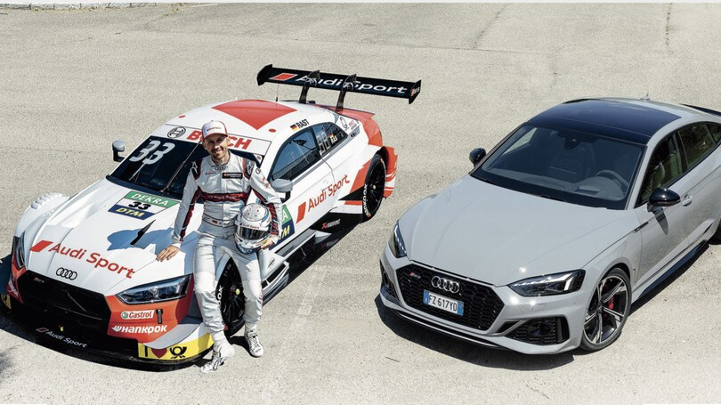 Audi DTM, l'ultimo testa a testa