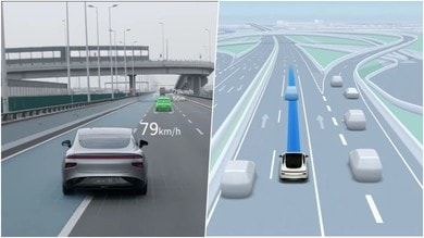 Xpeng e Amap, partnership cinese per la guida autonoma in 3D