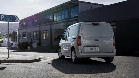 Peugeot E-Partner: foto