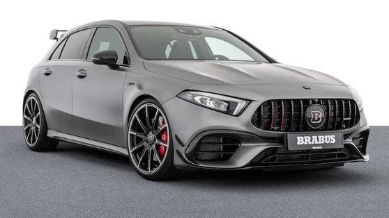 Brabus B45, Mercedes-AMG A45 S può dare ancora di più