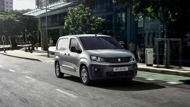 Peugeot E-Partner amplia la gamma dei veicoli commerciali elettrici