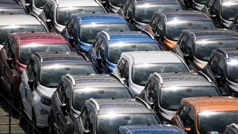 Immatricolazioni auto: l'Italia col -14% a gennaio 2021