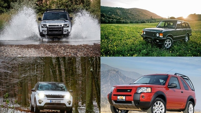 Car of the Year, Land Rover candida il Defender