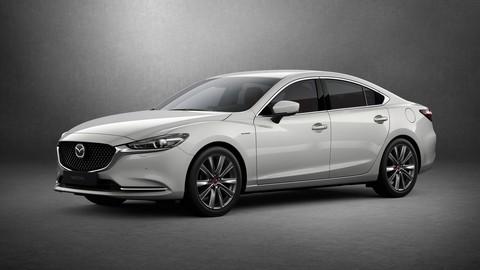 Mazda6 2021, le novità del restyling