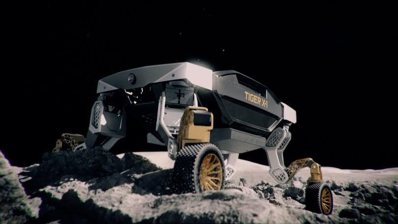 Hyundai TIGER, verso i pianeti spaziali con il robot di Seul