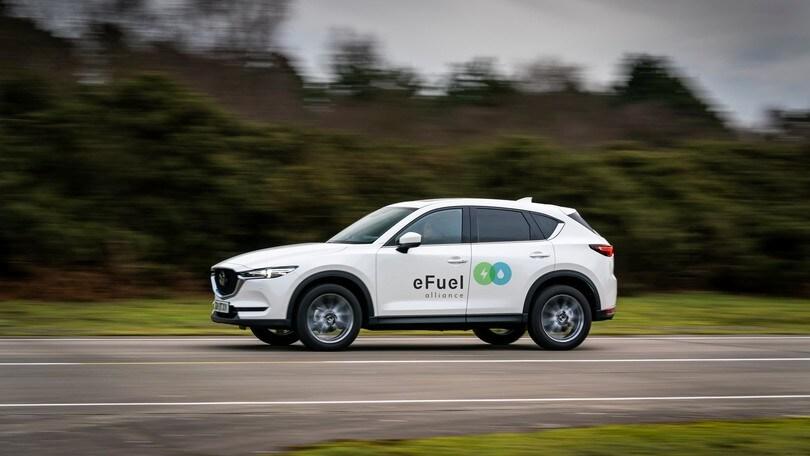 """Non solo elettrico: Mazda aderisce alla """"eFuel Alliance"""""""