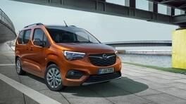 Opel Combo-e Life, il monovolume diventa elettrico