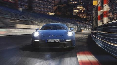 Porsche 911 GT3, figlia del Nurburgring