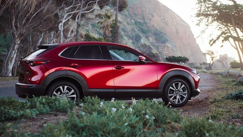 Mazda CX-30 2021: impressioni sul rinnovato Skyactiv-X