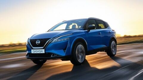 Nissan Qashqai, ecco la nuova generazione