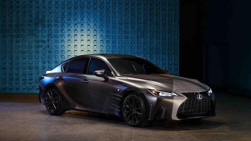 Lexus, ecco il modello creato per i giocatori di Twitch