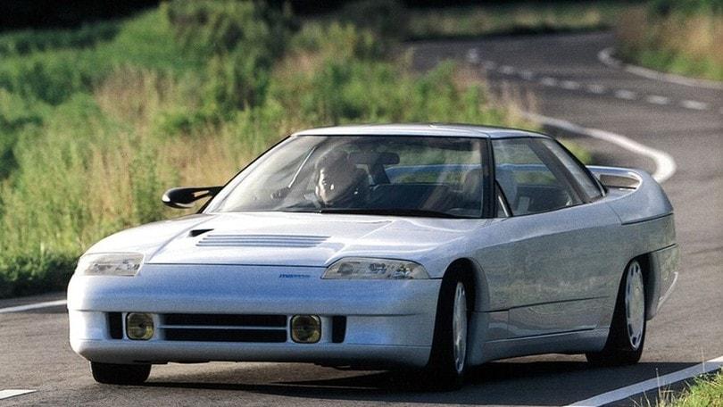 Mazda MX-03, tecnologia al potere
