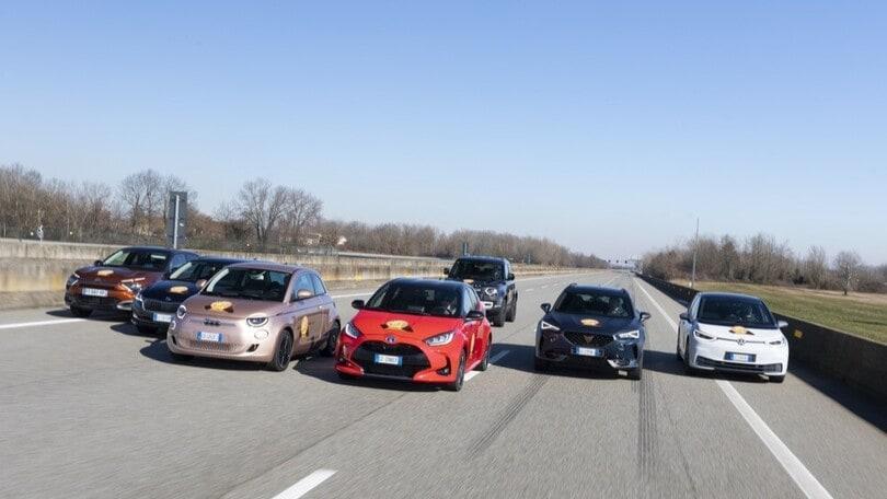 Car of The Year 2021, Auto presenta le sette finaliste il 25 febbraio