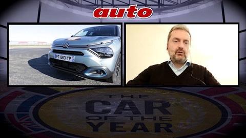 Car of the Year 2021, l'intervista al direttore generale Citroen Italia, Marco Antonini