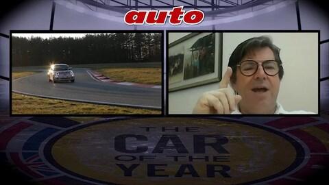 Car of the Year 2021, l'intevista al CEO Fiat, Olivier Francois