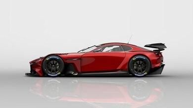RX-Vision GT3 Concept, passione virtuale