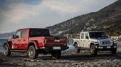 Jeep Gladiator, il pick-up arriva in Italia