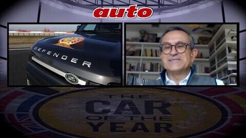 Car of the Year 2021, l'intevista al presidente Jaguar Land Rover Italia Daniele Maver