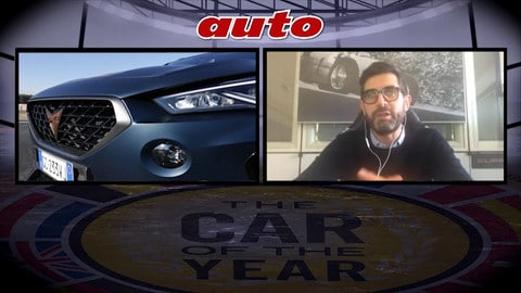 Car of the Year 2021, l'intervista al Cupra e SEAT Brand Director Pietrantonio Vianello