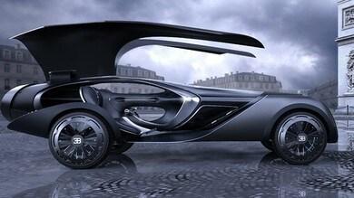Bugatti La Belle Époque: super lusso tra passato e futuro