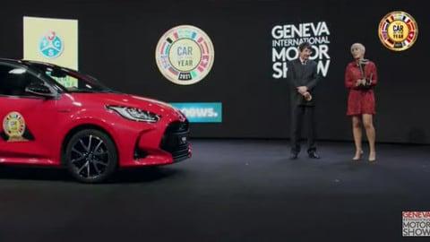Car of the Year 2021, vince la nuova Toyota Yaris
