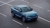 Volvo C40: elettrica, compatta e in vendita solo online