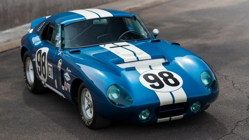 Shelby Cobra Daytona Coupé: in vendita quella di Carroll Shelby
