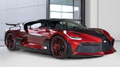 """Bugatti Divo """"Lady Bug"""": livrea unica per una vettura unica"""